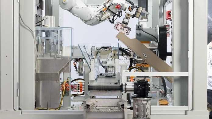 Apple-Roboter