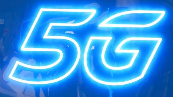 Ein Jahr nach der Versteigerung der 5G-Frequenzen: Jetzt geht's los
