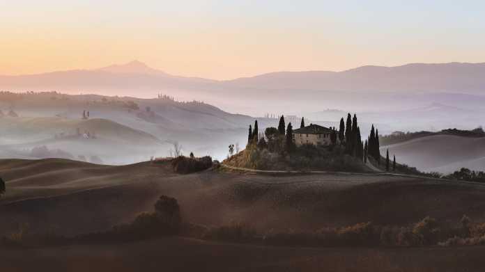 Bildbearbeitung: Panoramen mit hoher Bilddynamik erschaffen