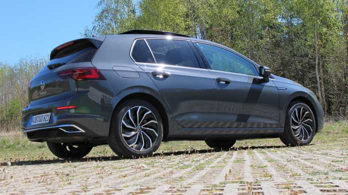 VW Golf nach E-Call Problem wieder lieferbar
