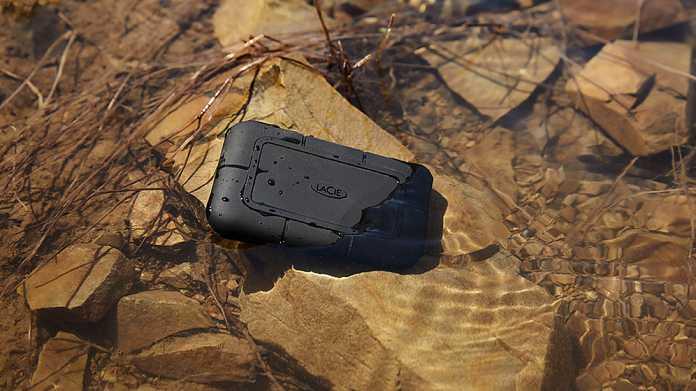 Robust und schnell: LaCie Rugged SSD Pro im Test