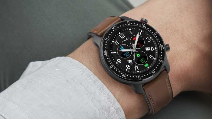 Zwei neue Smartwatches von Timex (und Huami)
