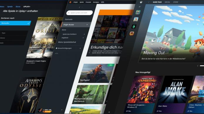 Origin Access, Uplay+, Xbox Game Pass: Spiele-Flatrates im Vergleich
