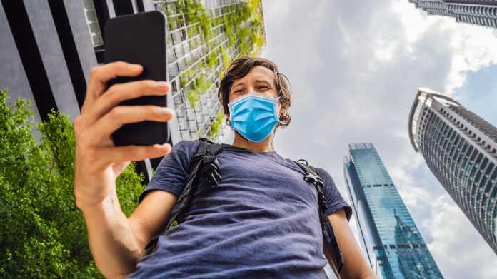 Bei Coronavirus-Apps reichen auch weniger als 60 Prozent Akzeptanz