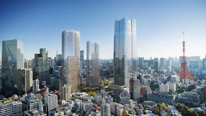 Post aus Japan: Tokio zwischen Tradition und Hypermoderne