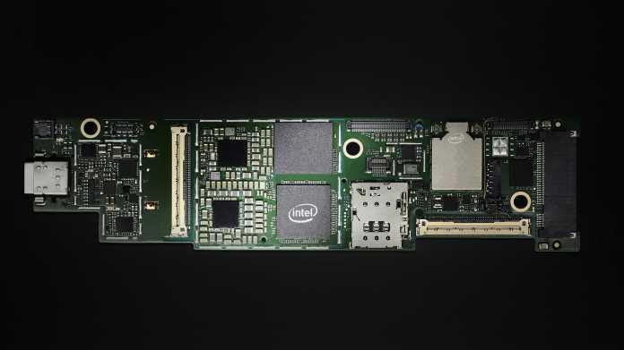 Intels Low-Power-Prozessor Lakefield startet