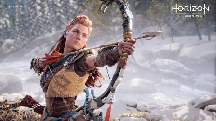 """""""Horizon: Forbidden West"""" erscheint für die Playstation 5"""