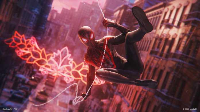 """""""Spider-Man: Miles Morales"""" zum Start der Playstation 5 verfügbar"""