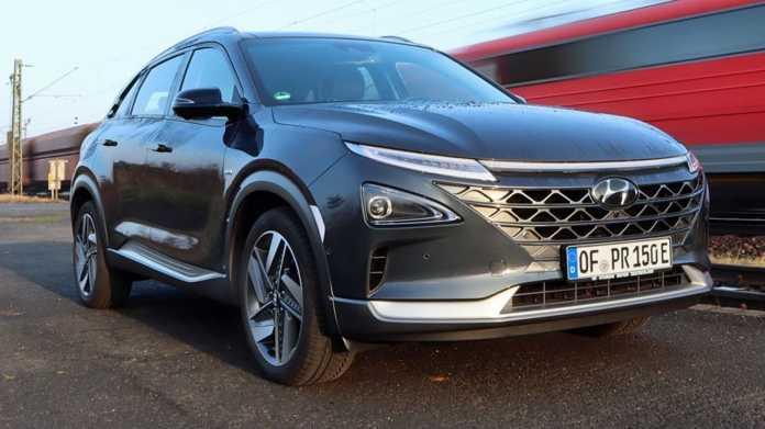 Hyundai: Brennstoffzellen-Pkw zum Preis eines E-Autos