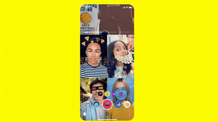 Snapchat legt bei erweiterter Realität nach