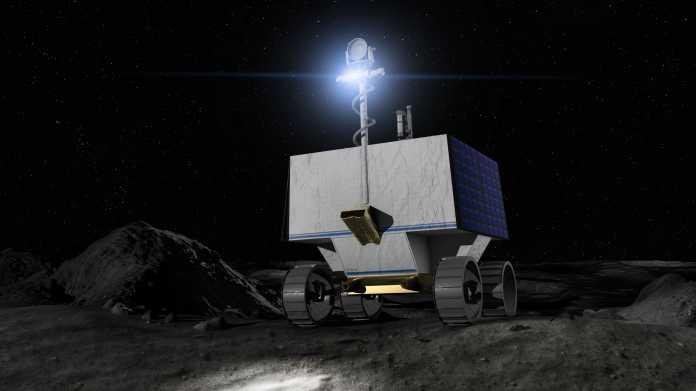 NASA bucht Flug zum Mond für den ersten US-Rover