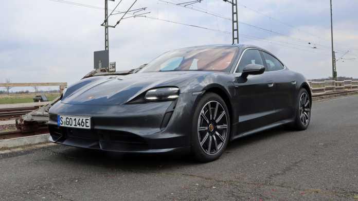 Porsche Taycan Turbo im Test: Ohne Ladehemmung