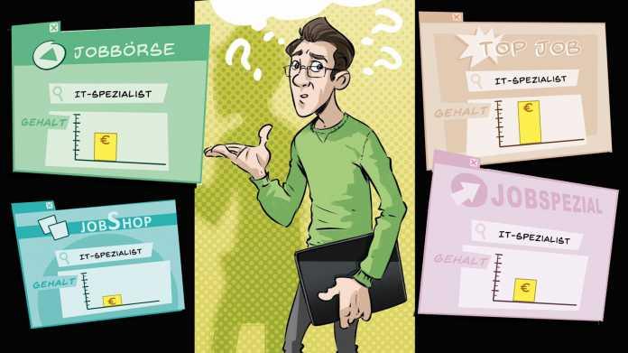 Gehälter in der IT-Branche