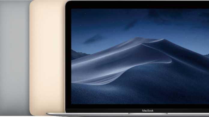 Leaker: Erster ARM-Mac wird ein MacBook mit 12 Zoll