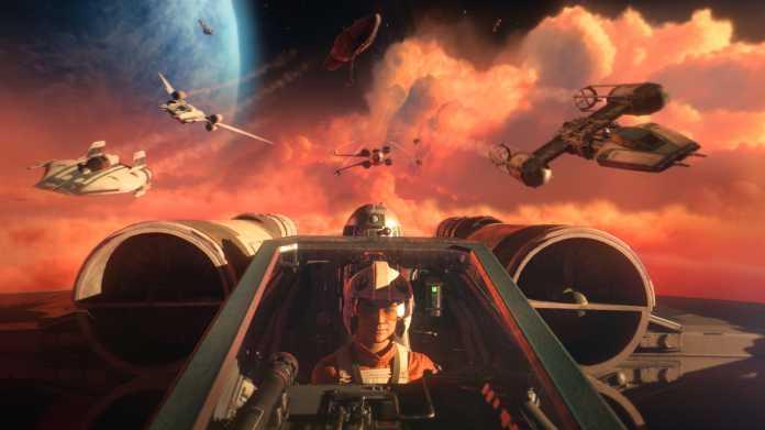 """""""Star Wars: Squadron"""": Weltraumschlachten im Trailer"""