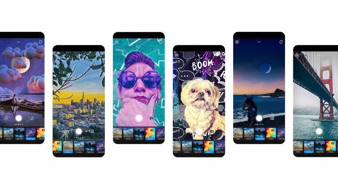 Adobe Photoshop Camera: Instant-Foto-Effekte aus dem Smartphone