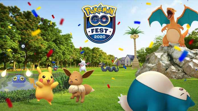 Pokémon Go: Go Fest 2020 findet virtuell statt