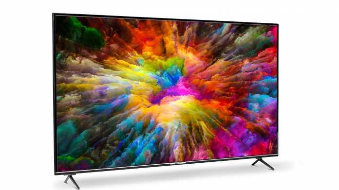 Aldi-TVs: HDR-fähige 4K-TVs von Medion mit 55- und 65-Zoll-Diagonale