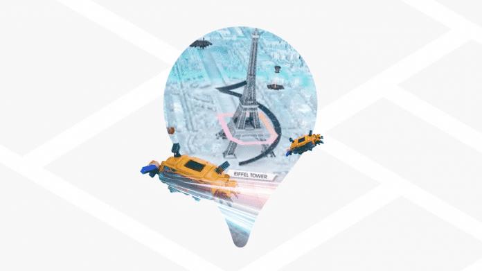 Entwickler von Handy-Spielen können Google Maps einbinden