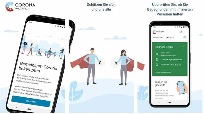 """Corona-Warn-App: """"Alles ist Made in Germany, alle Daten, alle Projekte"""""""
