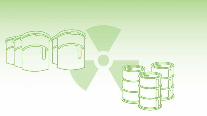 Statistik der Woche: Atommüll