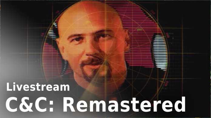 Heise spielt: Command & Conquer Remastered im Livestream ab 20 Uhr