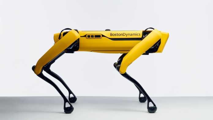 Boston Dynamics: Roboter Spot für 74.500 US-Dollar zu kaufen
