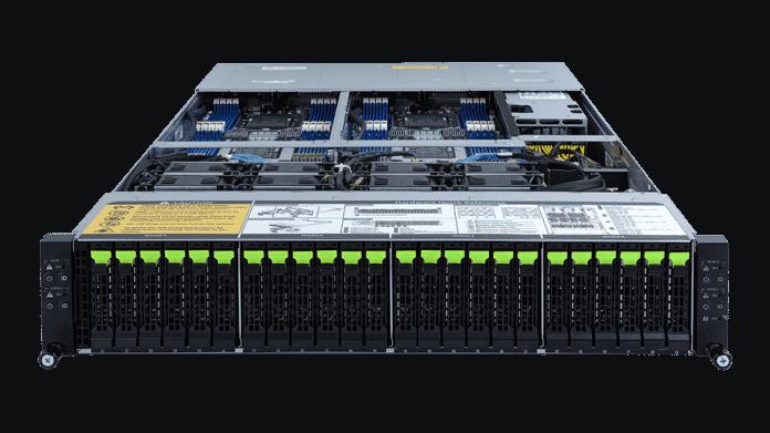 Für AMDs Epyc Rome: Gigabytes neue Servermodelle