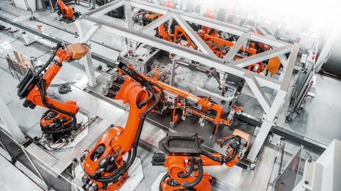 Gesetz soll Übernahmen wichtiger deutscher Firmen erschweren, Kuka Roboter