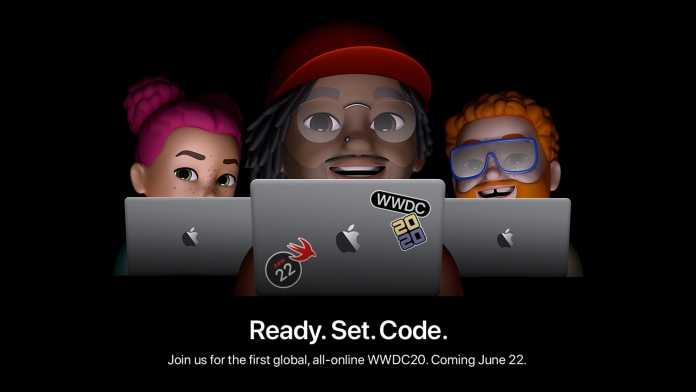Die WWDC findet in diesem Jahr rein online statt – von der Keynote bis hin zu den einzelnen Sessions.