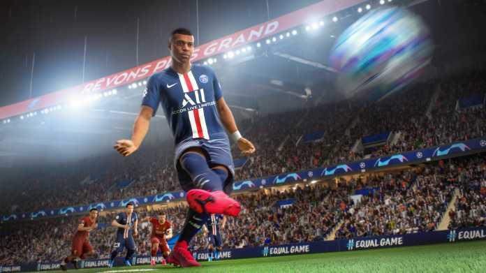 """""""FIFA 21"""": Käufer bekommen Versionen für aktuelle und kommende Konsolen"""
