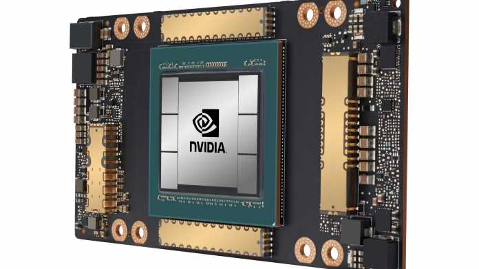 Nvida stellt PCIe-Version der Ampère-Karte und ein erweitertes Sicherheitskonzept für Supercomputer vor