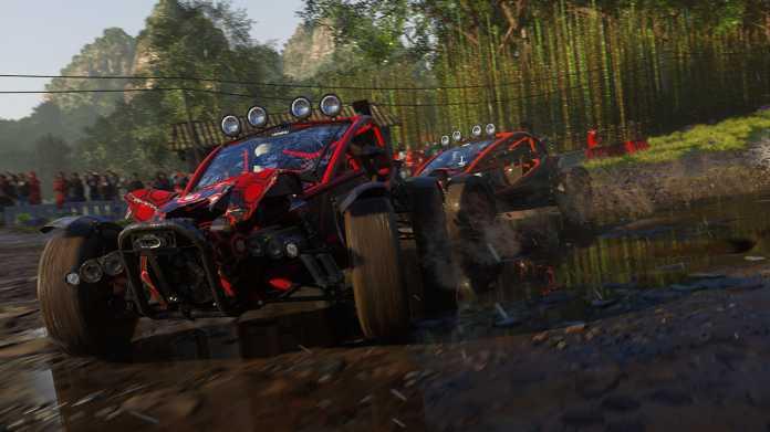 Xbox Series X: Trailer zu Dirt 5, Valhalla und Bloodlines 2