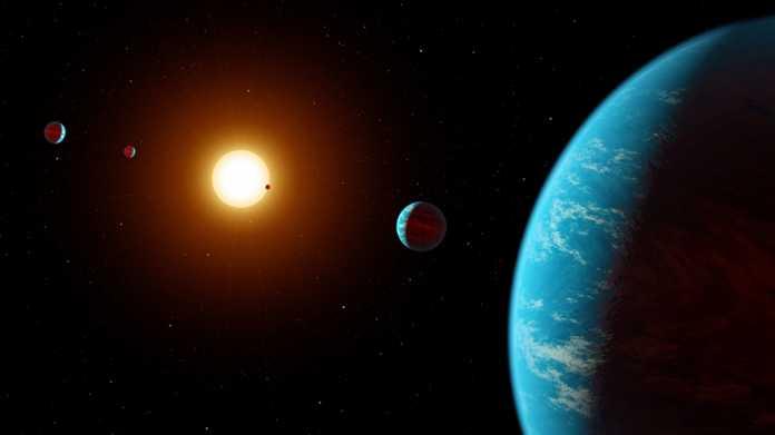 Spuren außerirdischer Zivilisationen: NASA gibt wieder Geld für SETI-Projekt