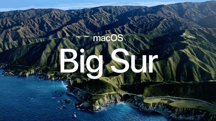 macOS 10.16 Big Sur bekommt neues Design