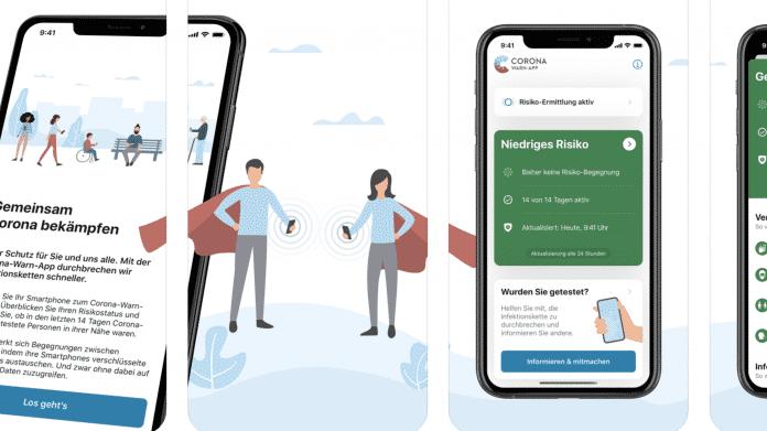 Corona-Warn-App fürs iPhone – was Sie wissen müssen