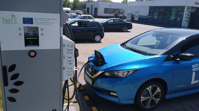 E-Auto auf dem Land: Auswärts laden