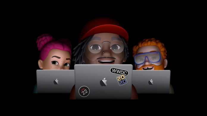 WWDC 2020: Der Liveticker zur Keynote