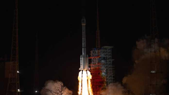 Beidou-3: China vervollständigt GPS-Konkurrenten