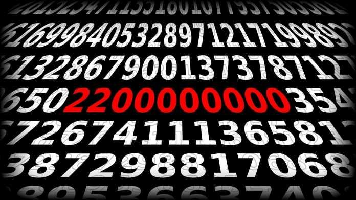 Zahlen, bitte! 2,2 Milliarden Seiten, oder: Von Daten-Jägern und -Sammlern
