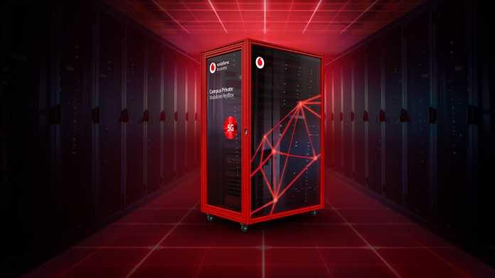 Vodafone bringt 5G-Produkte für die Industrie