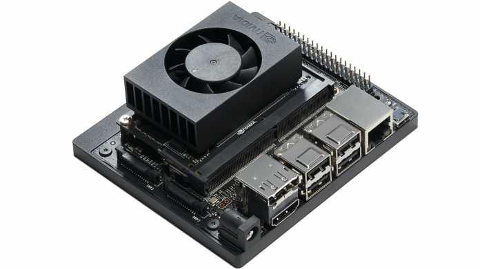 KI-Hardware: NVIDIA Jetson Xavier NX
