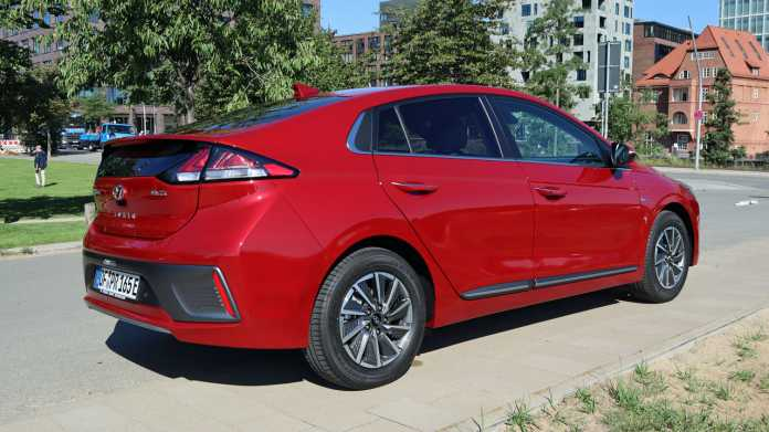 Elektroauto-Test: Hyundai Ioniq Elektro