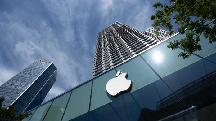 Kommentar: Apple räumt die Schmuddelecke nicht auf