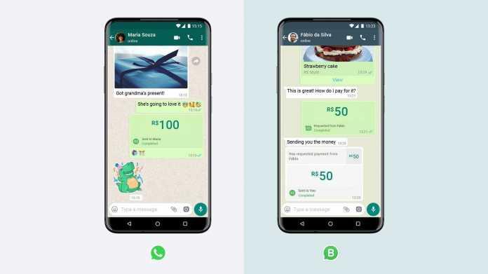 Brasiliens Zentralbank stoppt WhatsApp Pay – keine Genehmigung