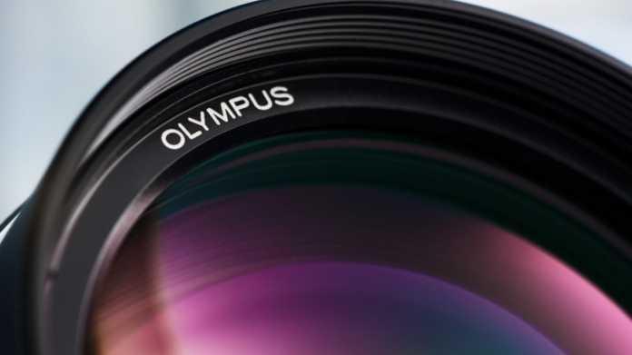 Olympus gibt Kamerageschäft an Finanzinvestoren ab