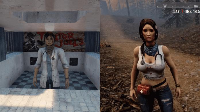 Die Oberweite hat bei gefühlt allen weiblichen Spielfiguren zugelegt. Besonders bei Trader Jen, die zu einem Lara-Croft-Verschnitt mutierte.