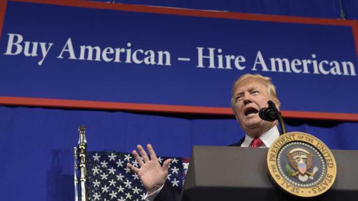 Fachkräftemangel: IT-Unternehmen protestieren gegen Trumps Visa-Stopp
