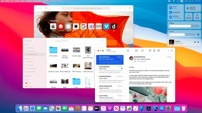 macOS Big Sur: Kritik an Apples Redesign