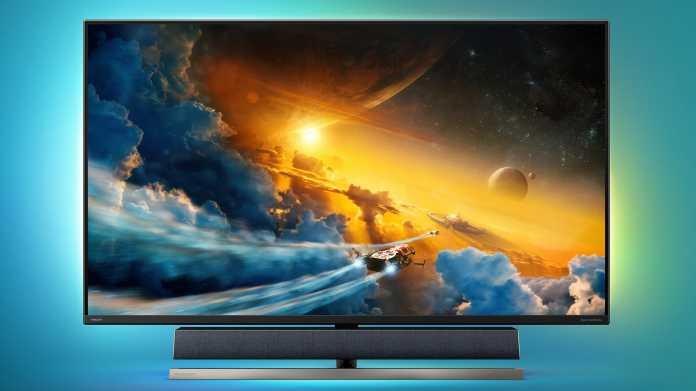 Philips Momentum: Gaming-TV mit 4K, 120 Hertz, DisplayHDR 1000 und Soundbar